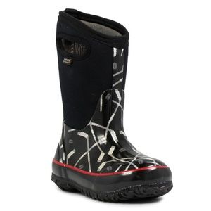 Youth BOGS Hockey Stick Boots - size 2